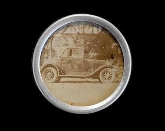 Tiny Tin - Antique Car