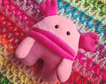 Axo Little plush