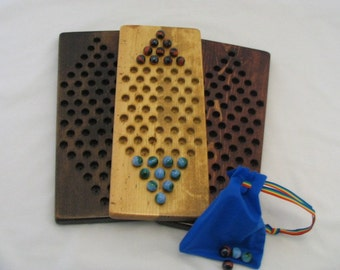 Siamese Checkers, Chinese Checkers made for 2 players