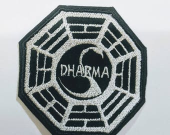 Dharma Initiative Lost embroidered patch