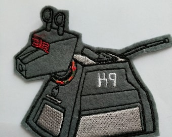 Special order for ladyrixx K9 embroidered patch