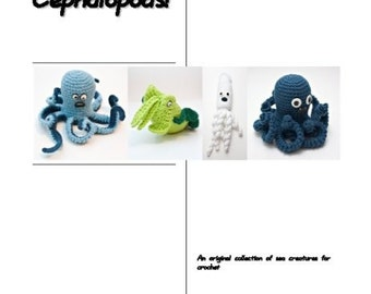 Cephalopods Pattern Collection PDF