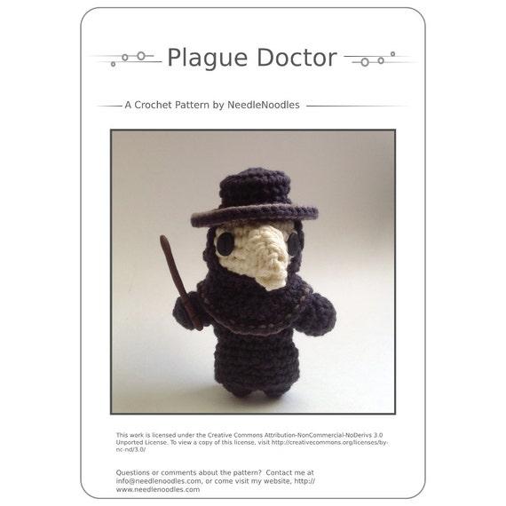Amigurumi Pattern Crochet, Nurse/Doctor Crochet Pattern, Doll, CP ... | 570x570