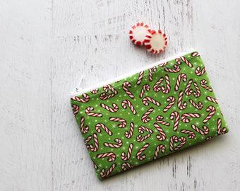 Candy cane purse | Etsy