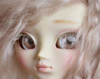 Blythe Printable Eye Chips - Sheet #1 (Updated!)