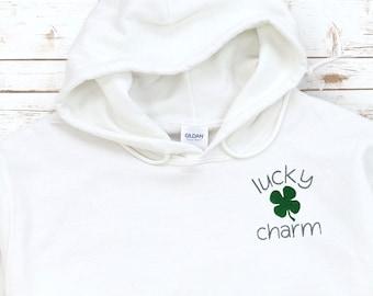 St Patricks Day Shirt, St Patricks Day Hoodie, St Patrick Day Sweatshirt, Hoodie St Patrick, St Patricks Party, Shamrock Hoodie, Lucky shirt