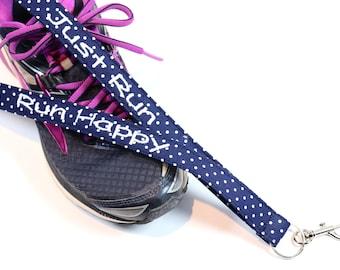 gift for runners, runner gift, mother's day gift, lanyard, keychain for runner, personalized gift, coach gift, 5k gift, 10k prize,