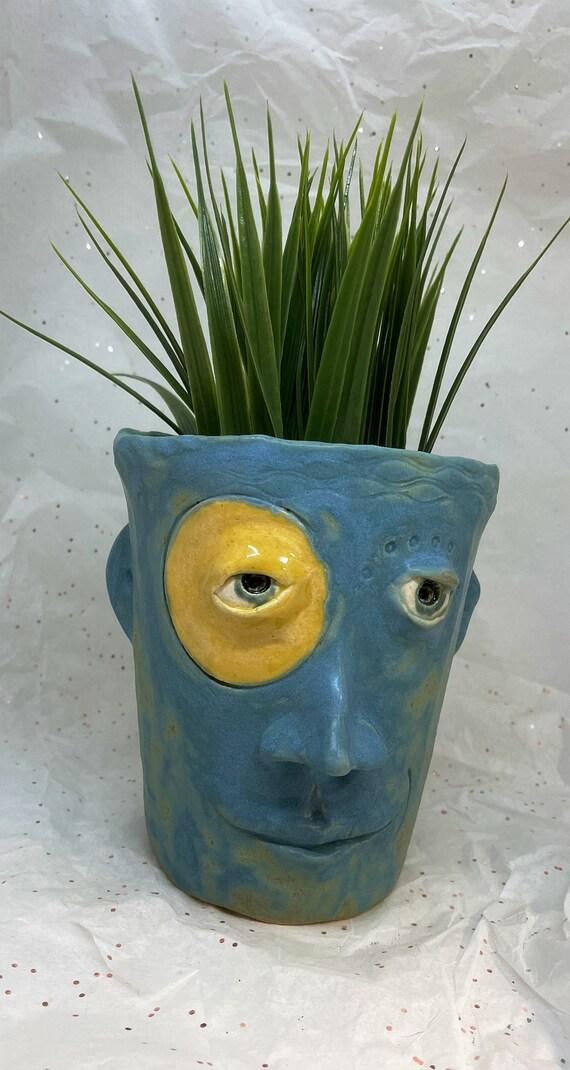 Face Planter - Yellow Circle - Free US Shipping