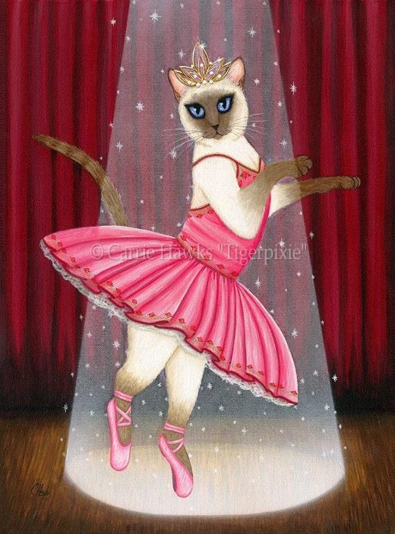 святой картинки кошка балерина хотел