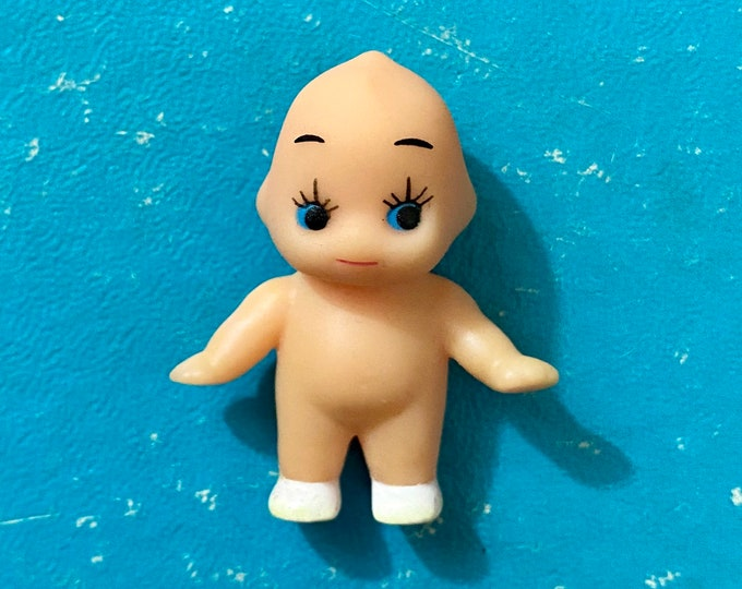 1pc TINY KEWPIE DOLL Incredible Lashes Miniature Baby Doll Posable Head Little Shoes You Choose