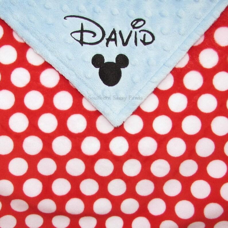 Name Blanket Baby Blanket Personalize Baby Blanket Gender image 0