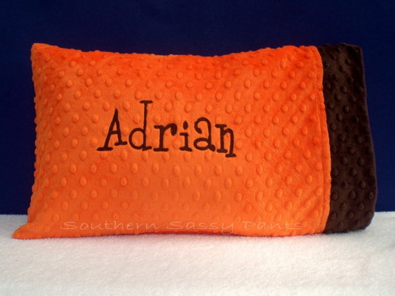 Personalized Pillow for Toddlers Pillow with Name Toddler image 0