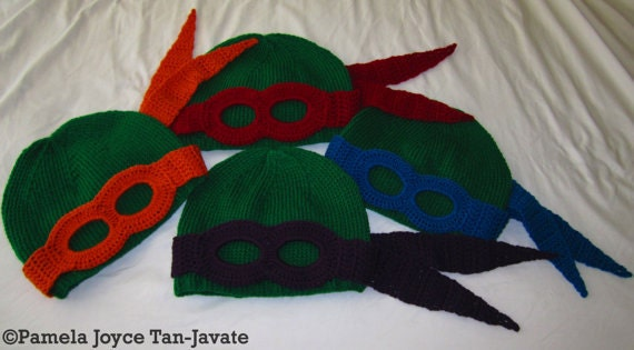 Teenage Mutant Ninja Turtles Cabrio Mütze sofort lieferbar | Etsy