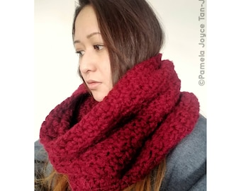 Hooded Cowl - Ready to Ship!
