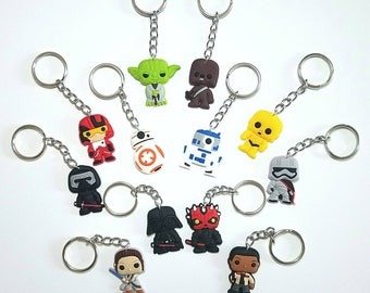 Star Wars Inspired Keychains (Limited Stock)