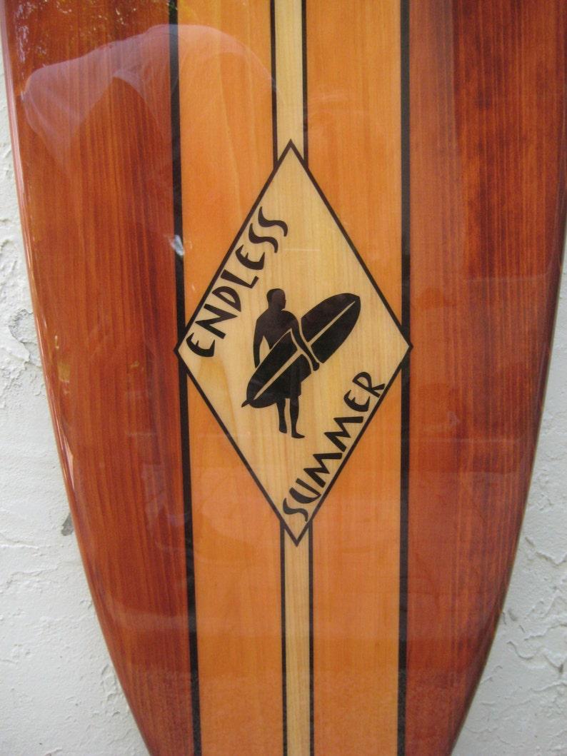 Decorative Wooden Surfboard Wall Art For A Hotel Restaurant Island Or Beach Decor Hawaii Decor Coastal Theme Decor 4 Sizes Available