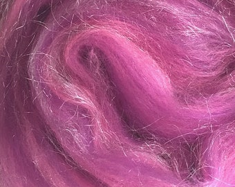 Ooh-La-La - Merino & Firestar - Hand blended Spinning Batt - 5 weight variations available in this listing