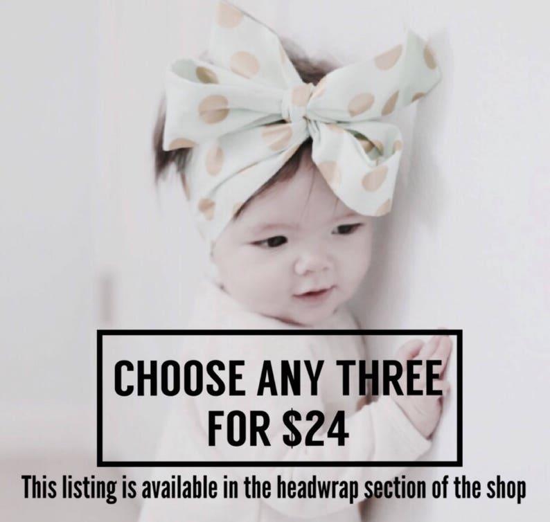 Baby Headwrap Girls Headband Head Wrap Solid Off White SOLID IVORY CREAM Cream Headwrap Big Bow Headwrap Girls Headwrap