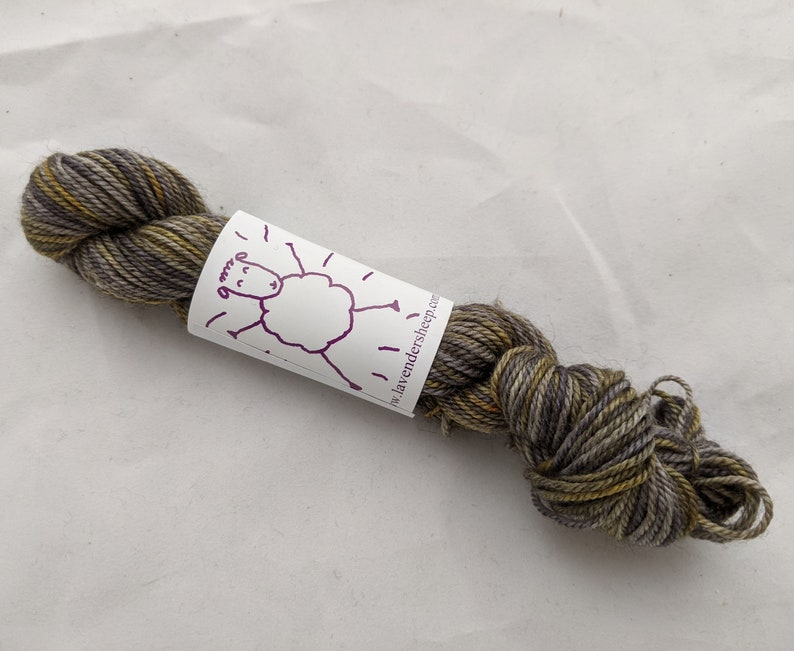 50 yards Mini Yarn Skeins Yay