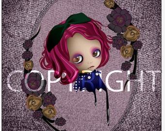 Appley Rotten 8x10 Fine Art Print