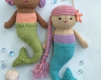 How to crochet little mermaid doll #1 - YouTube | 270x340