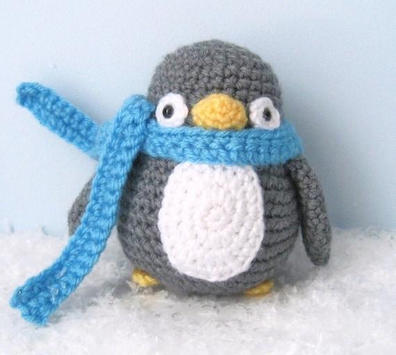 Crochet Baby Penguin Amigurumi Free Pattern - Crochet Penguin   512x570