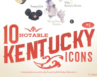 10 Notable Kentucky Icons
