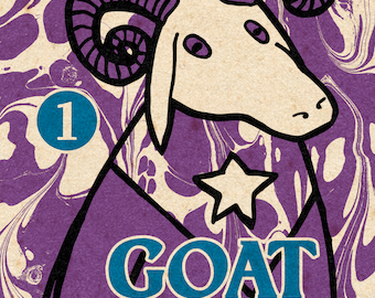 Goat Comic Volume One (e-book only)