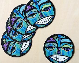 Sticker - The Shaman