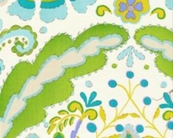 1 Yard -  Teja in BLUE /  Dena Designs / Kumari Garden -   Cotton Quilt Fabric