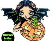 Jack-O'Lantern Fairy ...