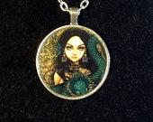 Priestess of Quetzalcoatl...