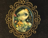 Wildwood Bouquet Cameo Ne...