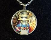 Alice in a Klimt Dream ro...
