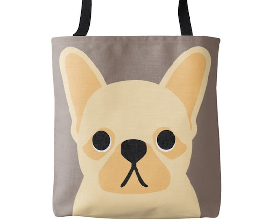 French Bulldog Dog Tote Bag