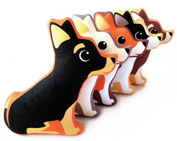Chihuahua Plush Pillow