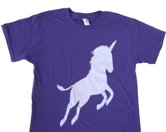 Retro Unicorn Youth T-shirt