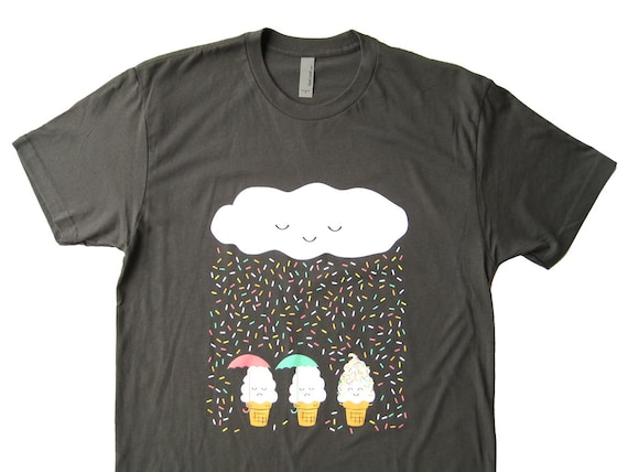 Chance of Raining Sprinkles ADULT UNISEX T-shirt