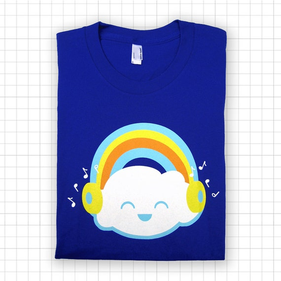 Happy Cloud ADULT Unisex T-shirt
