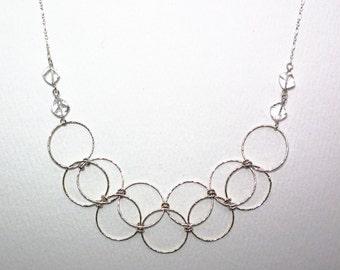 Isadore - Crystal quartz necklace