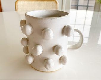 Bobble Mug - White