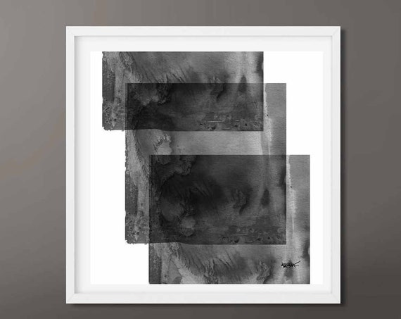 Printable Abstract Art, Black White Art Print, Contemporary Print, Minimalist Art, Abstract Wall Art, Modern Decor,  Digital Download