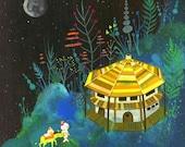 Moon Sanctuary Limited Edition Print