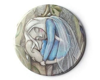 Fairy Pocket Mirror