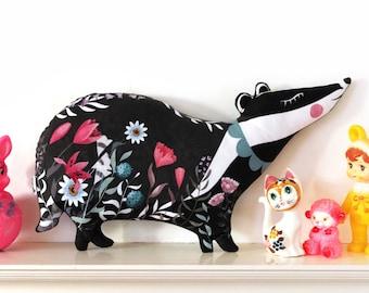 Badger Cushion