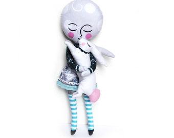 Moon girl and Ruby Rabbit