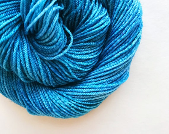 BREEZE hand dyed yarn
