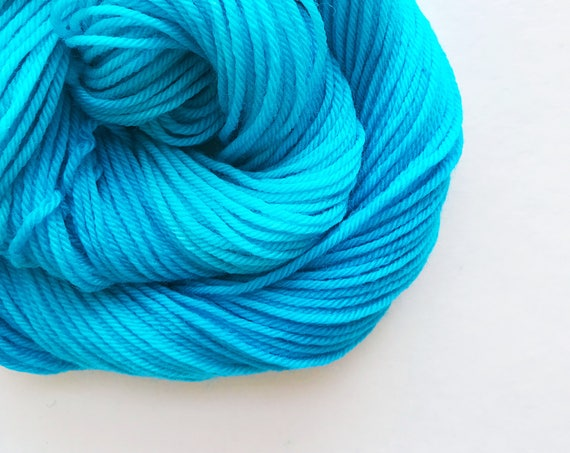 REEF hand dyed yarn