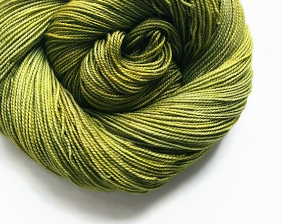 WILLOW hand dyed yarn