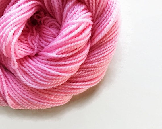 BALLET hand dyed yarn